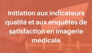 Formation indicateurs qualité